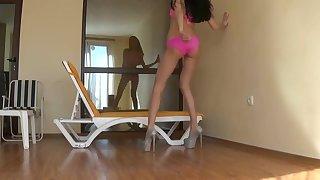 Fabulous twerking livecam legal age teenager movie