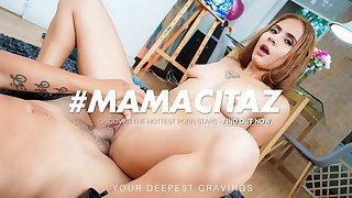 MAMACITAZ - Evelin Suarez Takes It Lasting From Her Man - NEW!